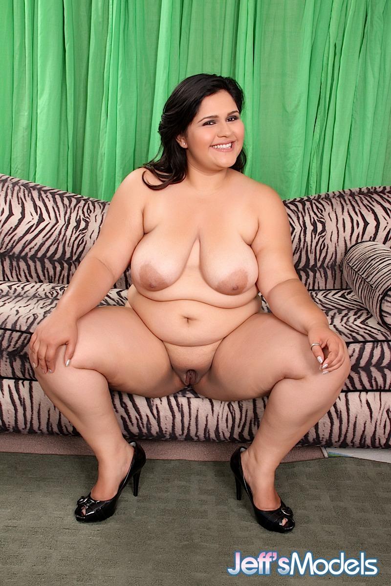 Nude model pics bbw